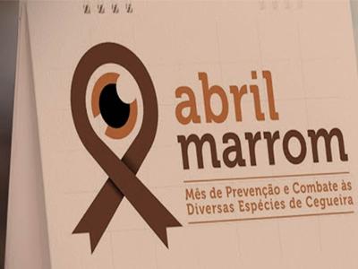 Abril Marrom é um alerta para a prevenção de doenças que causam cegueira