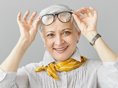 Cuidado precoce evita problemas oculares na terceira idade