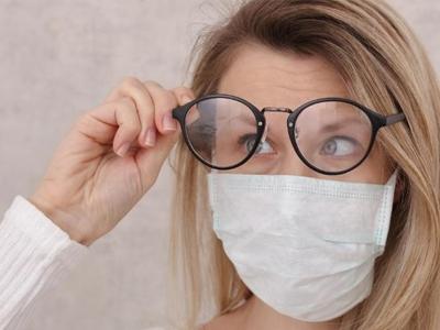 Máscara e óculos: Como não embaçar as lentes?