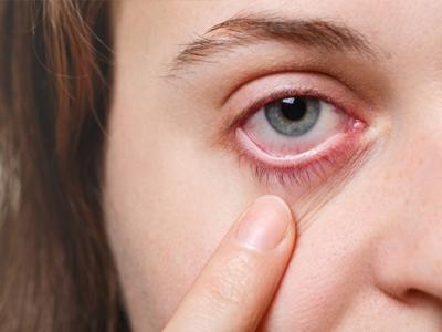 Infecção nos olhos pode esconder quadro de Covid-19