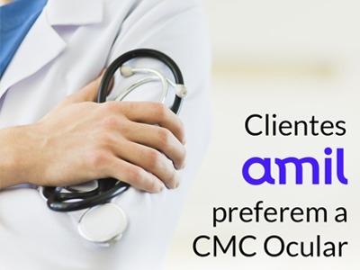 Oftalmologista Amil em São Paulo